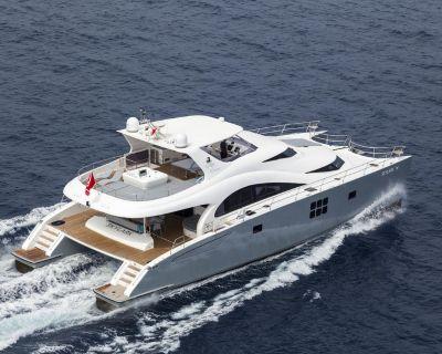 2012 70' Sunreef Power Catamaran