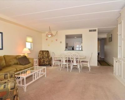 Star of the Sea 701 - Two Bedroom Apartment, Sleeps 6 - South Rehoboth