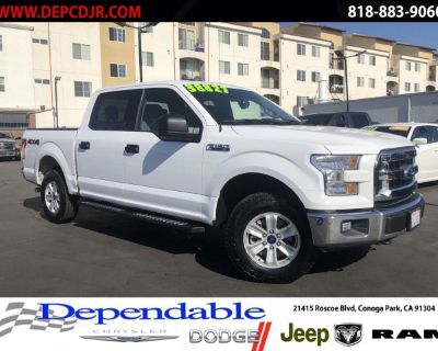 Pre-Owned 2017 Ford F-150 Crew Cab Pickup