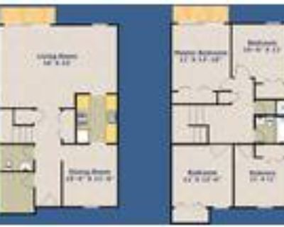 Hidden Brook Apartment Homes - Four Bedroom - Townhouse