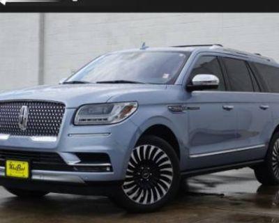 2019 Lincoln Navigator Black Label