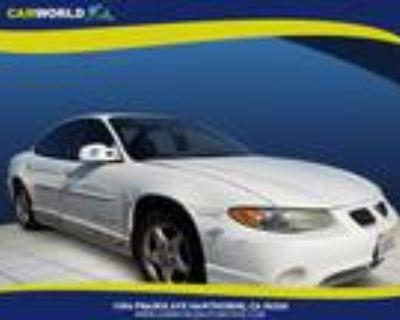 1998 Pontiac Grand Prix GT for sale