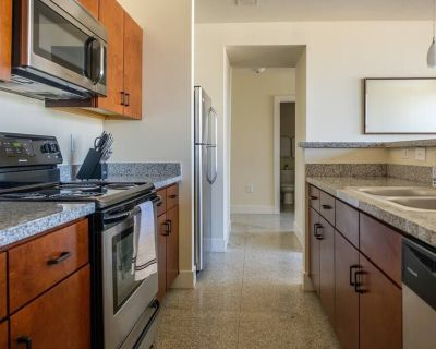 Bright Downtown 1BR Apt with Laundry - Mile Square