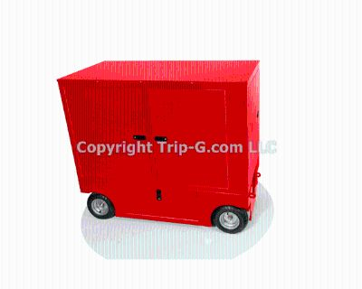 Pit Cart Aluminum