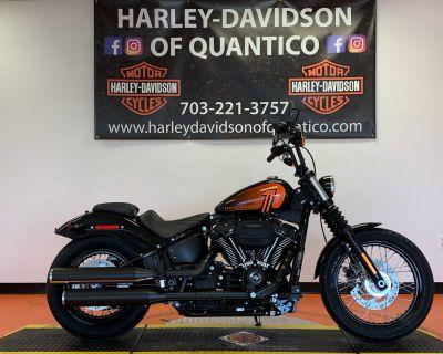 2021 Harley-Davidson Street Bob 114 Softail Dumfries, VA