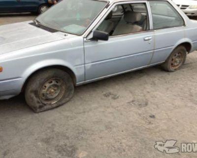 1984 Datsun Sentra