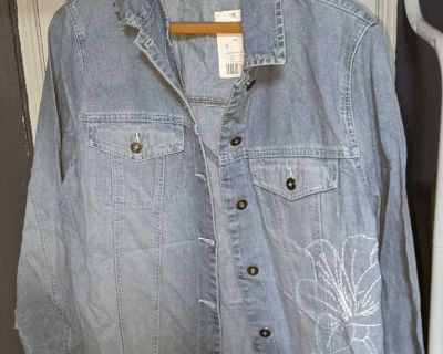 Jean jacket from the UK