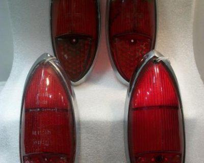 Ghia Tail Light Lenses 1960-1969