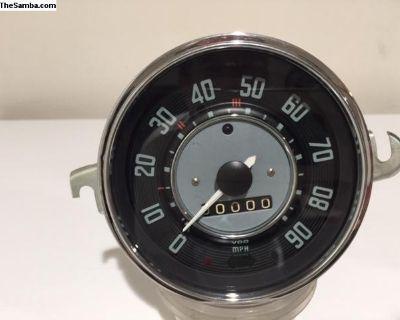 1965 Speedo Bug speedometer