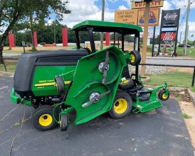2021 JOHN DEERE 1600 TURBO III WAM Mowing Equipment