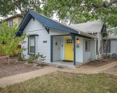 Historic charm, convenient location, modern amenities and updates - Central Colorado Springs