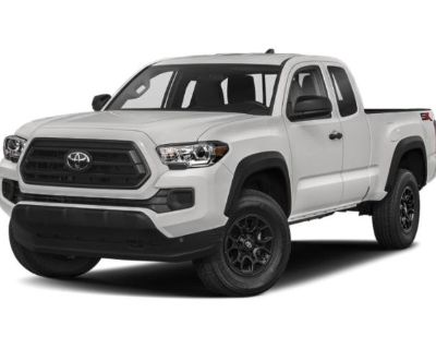 Pre-Owned 2021 Toyota Tacoma 4WD SR5 4WD Crew Cab Pickup