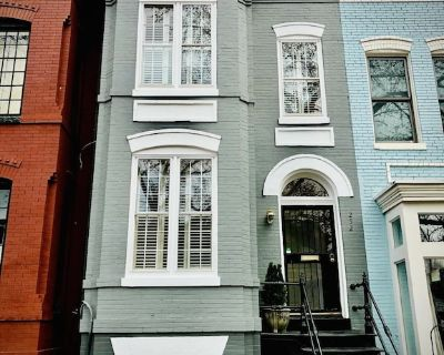 Beautiful, Spacious Capitol Hill Home - Comfort & Location, Free Wi-Fi - Eastern Market
