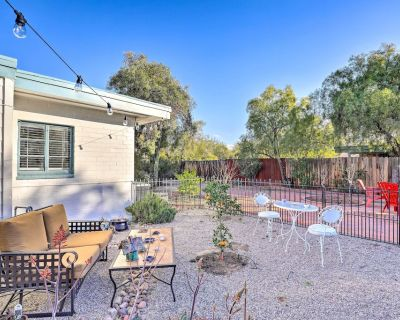 NEW! Pet-Friendly Abode, 4 Mi to Downtown Tucson! - Peter Howell