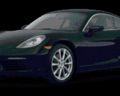2019 Porsche 718 Cayman Standard