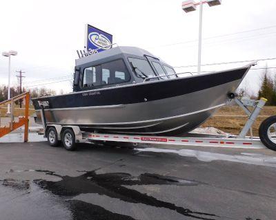 "2021 Raider Boats 2384 Coastal ""Sold"" Aluminum Fish Boats Soldotna, AK"