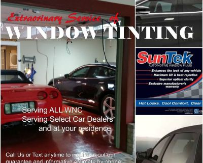 WINDOW TINTING - Innovative Sun, Glare and UV Control