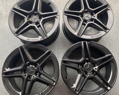 18 2020 C43 AMG Wheels