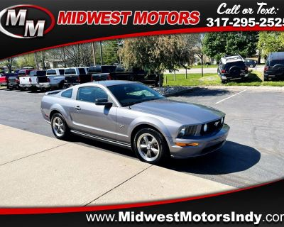 Used 2006 Ford Mustang 2dr Cpe GT Deluxe
