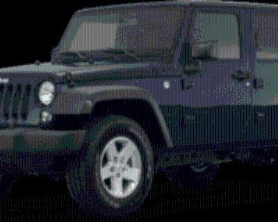 2018 Jeep Wrangler Unlimited Sport S (JK)