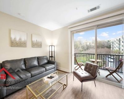 SouthPark 2B/2B Condo King Beds Balcony/Cable/Pool/Gym (1300 SqFt) - Myers Park