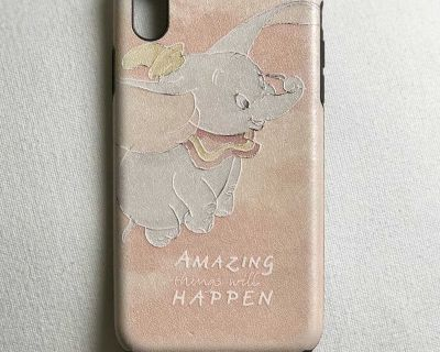 iPhone X Cell Phone Case