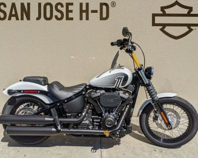 2021 Harley-Davidson Street Bob 114 Softail San Jose, CA