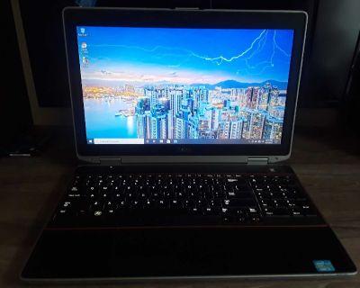 Dell i5 Laptop(Light Up Keyboard)