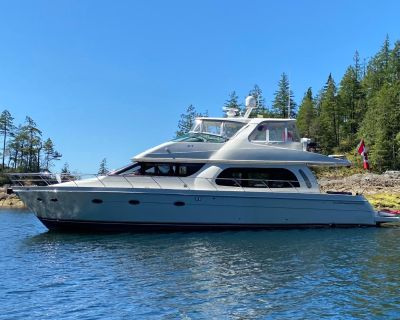 2005 Carver 560 Voyager Pilothouse