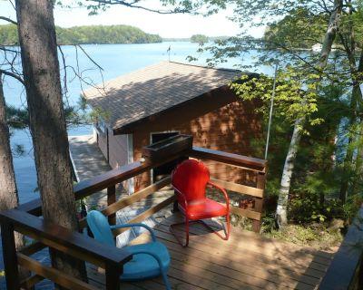 Muskoka East Bay Beautiful Lake View Southern exposure - Muskoka Lakes