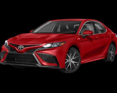 New 2022 Toyota Camry SE FWD InTransit