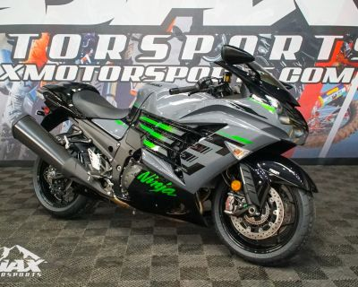 2021 Kawasaki Ninja ZX-14R ABS Supersport Oklahoma City, OK