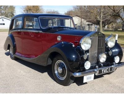 1948 Rolls-Royce Silver Wraith