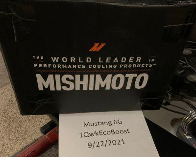 FS: New, sealed Mishimoto Oil Cooler