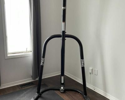 Heavy Bag Stand.