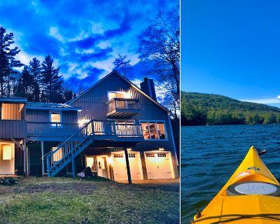 5 bedroom, 4 bath OKEMO Ski and LAKE Home - Ludlow