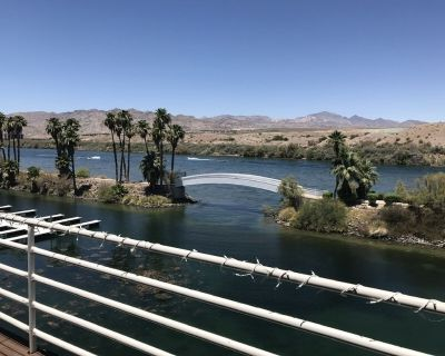Colorado River Water Front Oasis - Bullhead City
