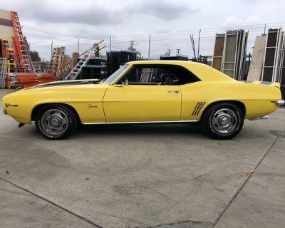 1969 Chevrolet Camaro 2-door coupe Restored Z/28
