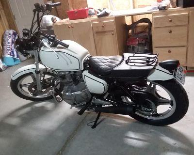 1978 Honda CB 400 HAWK