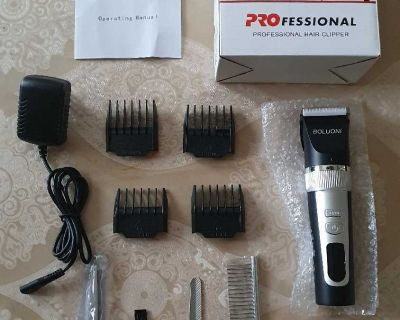 Pet Grooming Hair Clipper Kit ( NOTE CROSSPOSTED)