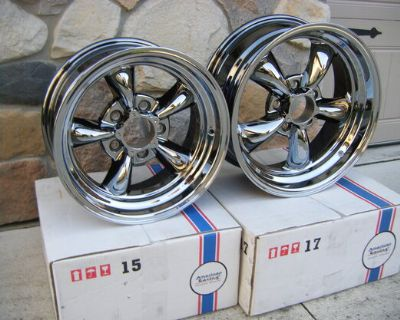 Wheels Tires & Hubcaps - Not Make Specific: set of 4 new wheels