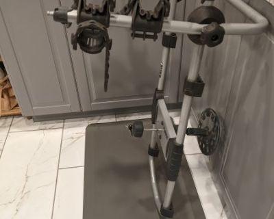 FS Thule 963PRO bike rack- spare tire mount