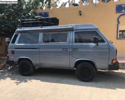 VW Vanagon Syncro 87