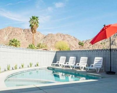 Modern Home, Pool & Spa 3 Bedroom/2.5 Bath. - La Quinta Cove