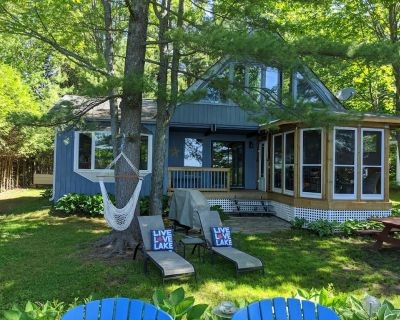 Our 4 bedroom lakefront cottage in the heart of Muskoka - Torrance