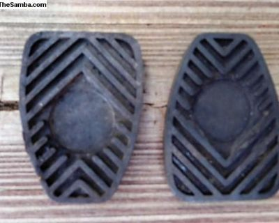 Beetle Pedal Covers/Pads