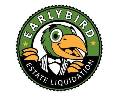 EARLYBIRD | Massive Mid Century Collector Warehouse Liquidation Sale