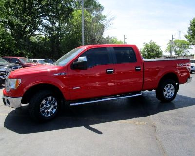 Used 2011 Ford F-150 XLT SuperCrew 6.5-ft. Bed 4WD
