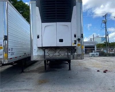 2019 UTILITY 3000R CARRIER 7500X4 REEFER Reefer, Refrigerated Trailers