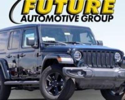 2020 Jeep Wrangler Sahara Altitude